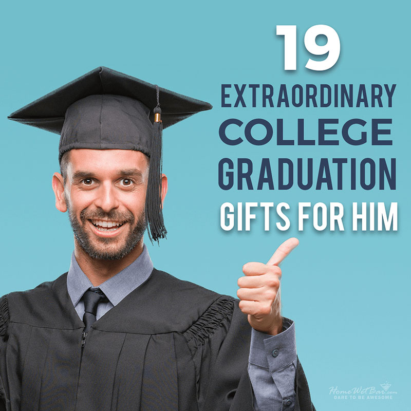 19 Extraordinary College Graduation Gifts for Him