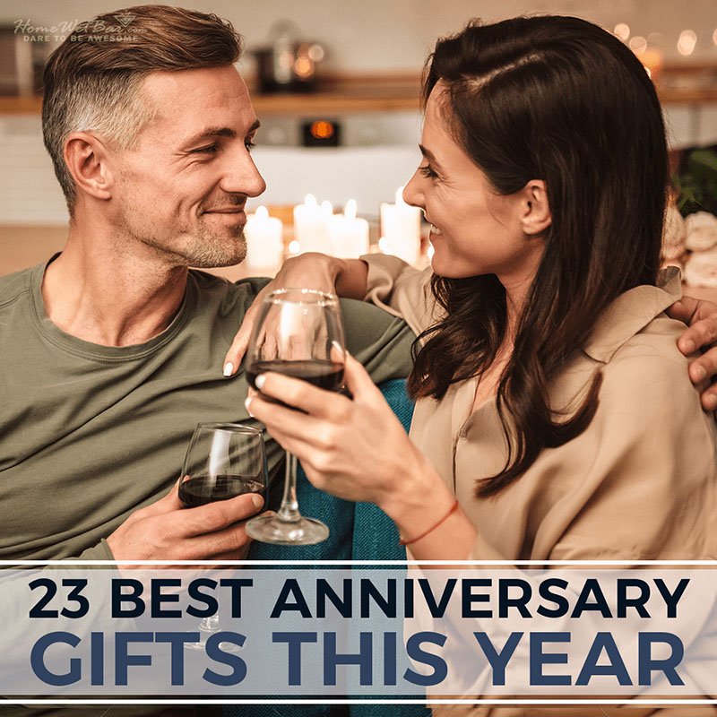 23 Best Anniversary Gifts This Year