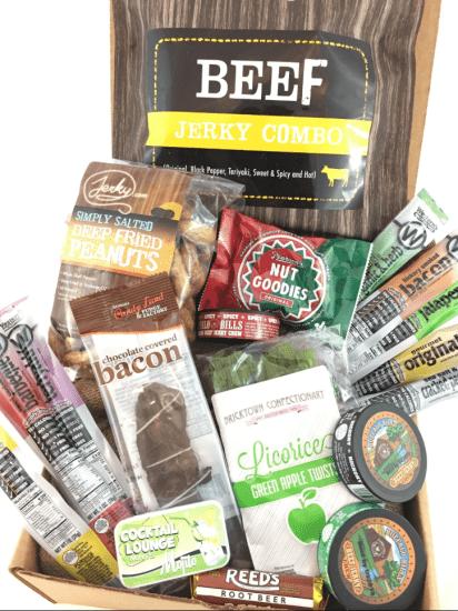 Edible Gift Basket Birthday Gift