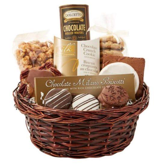 Chocolate Treat Gift Basket