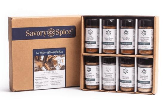 Savory Spice Shop BBQ Spice Set