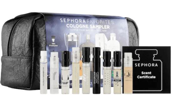 Sephora Men's Cologne Sampler Set