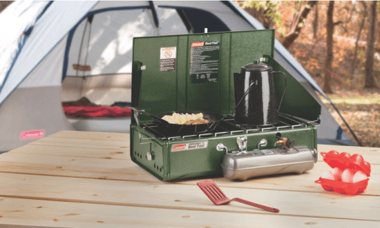 Portable Camping Stove Gift for Outdoorsy Guy