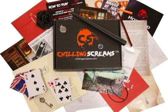 Horror Themed Board Game