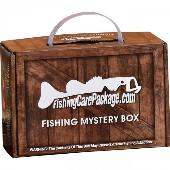 Mystery Fishing Care Package