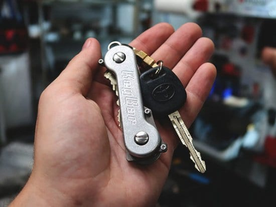 Compact Key Holder Stocking Stuffers for Him