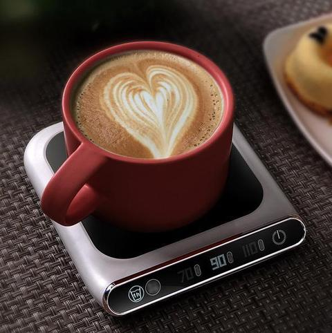 USB Heating Cup Pad Stocking Stuffers for Him