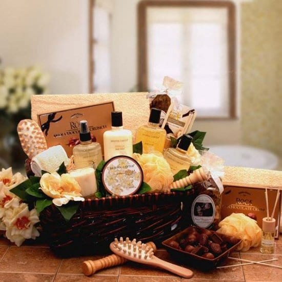 Spa Gift Set of Unique Thank You Gifts