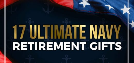 17 Ultimate Navy Retirement Gifts