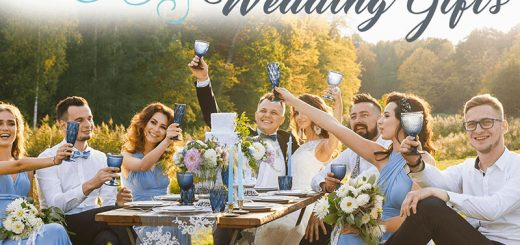 23 Memorable Personalized Wedding Gifts