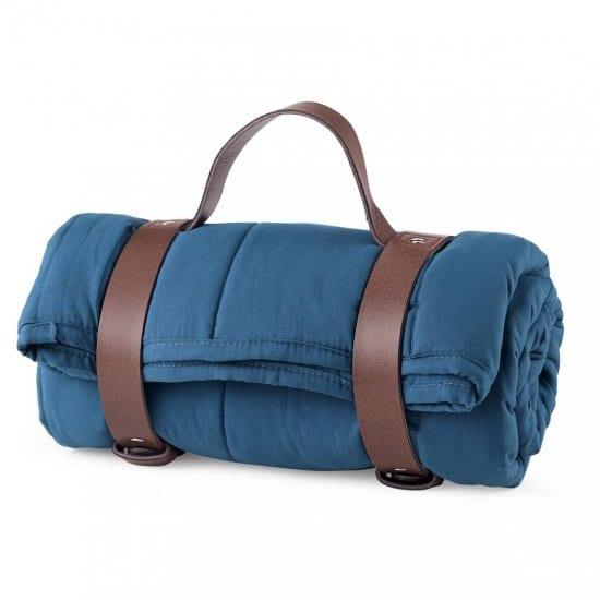 Portable Weighted Throw