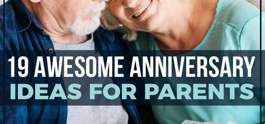 19 Awesome Anniversary Ideas for Parents