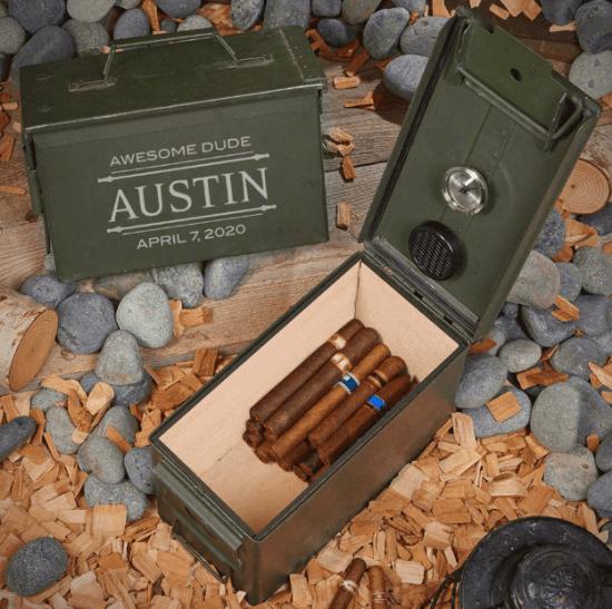 Custom Cigar Humidor