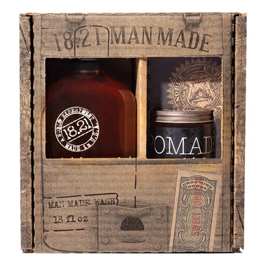 Soap and Pomade Set Gift Ideas for Father in Law