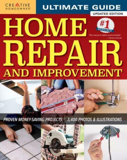 Home Repair Book