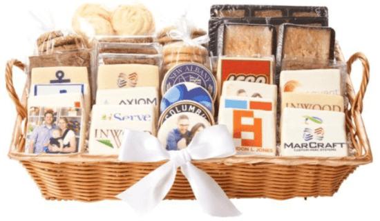 Cookie Bouquets Custom Sampler Gift Basket