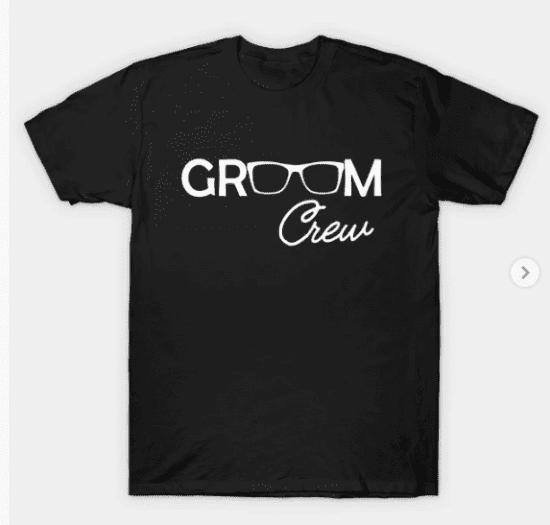Groom Crew Tee