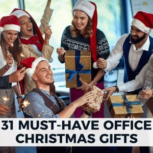 31 Must-Have Office Christmas Gifts