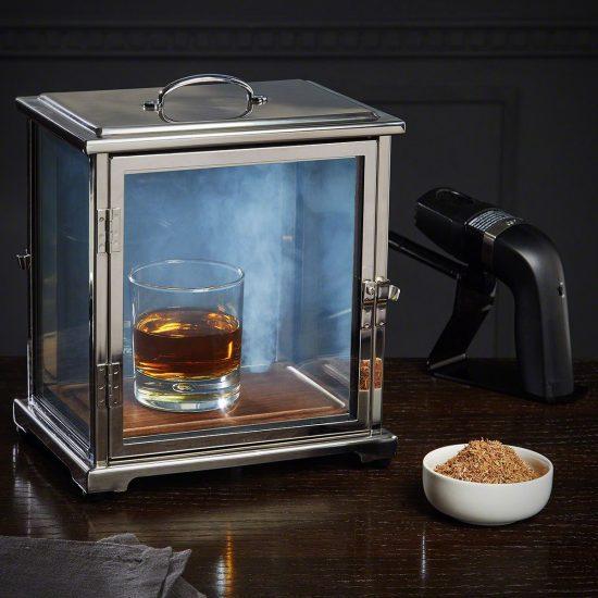 Liquor Smoke Box System