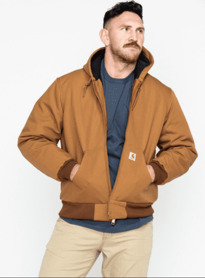 What is the Best Gift for a Man - Carhartt Jacket