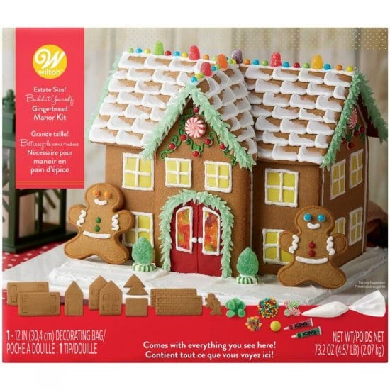 Wilton Gingerbread Manor Kit