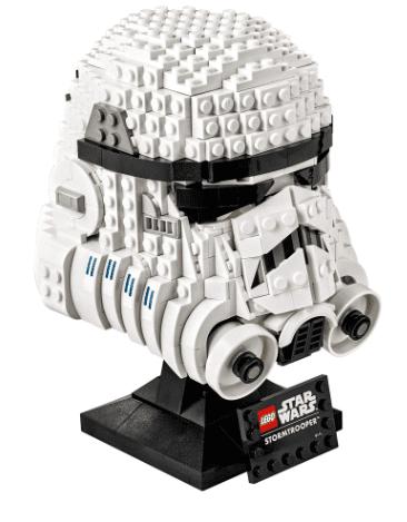Lego Stormtrooper Helmet