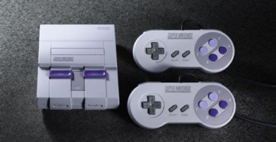 SNES Classic Video Games Make Awesome Men's Gifts