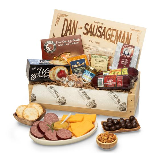 Dan the Sausage Man Gift Box