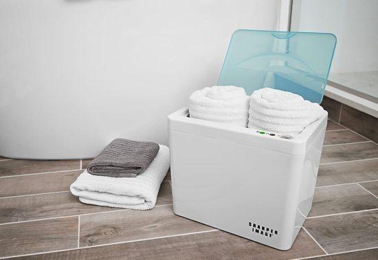 Sharper Image Towel Warmer