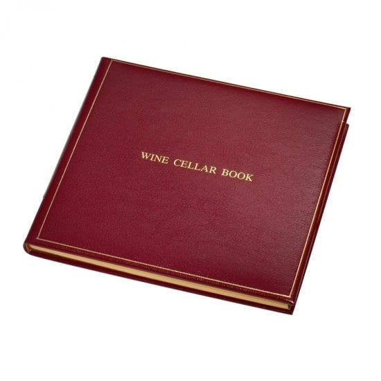 The Wine Cellar Book by Mitchell Beazley