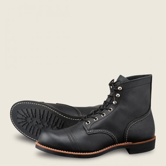 Police Gifts for Him are Redwing Boots