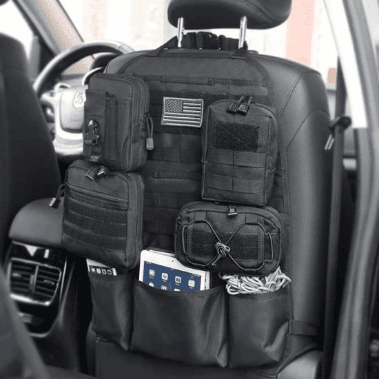 Tactical Car Seat Organizer