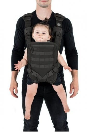 Baby Carrier for a New Father
