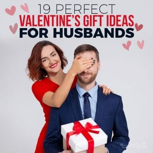 19 Perfect Valentine's Gift Ideas for Husbands