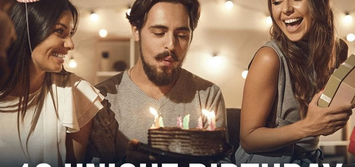 19 Unique Birthday Gift Ideas for Guys