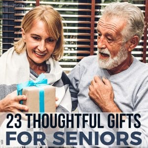 23 Thoughtful Gifts for Seniors