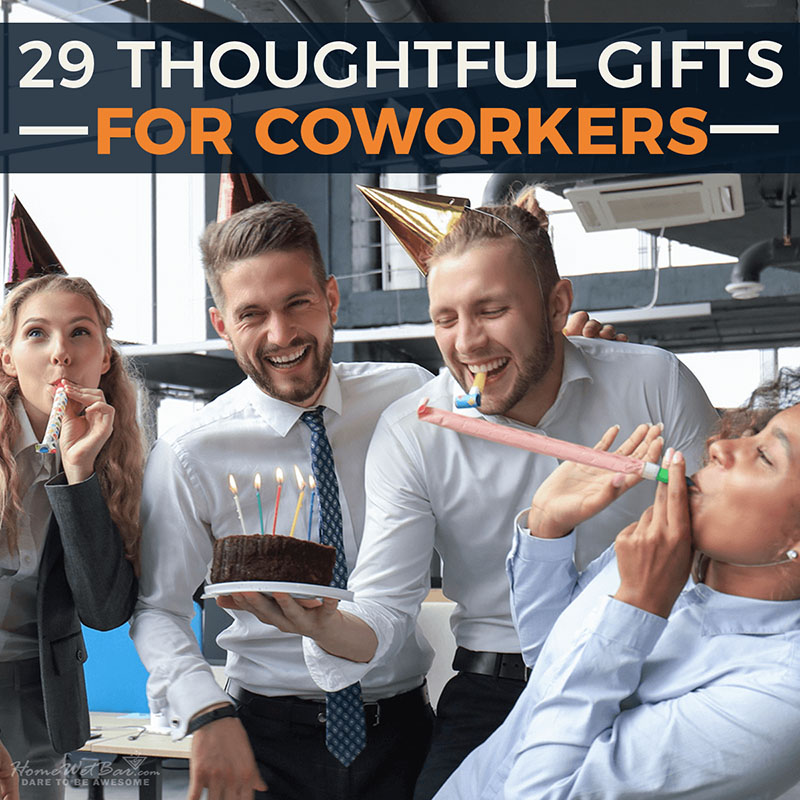 29 Thoughtful Gifts for Coworkers