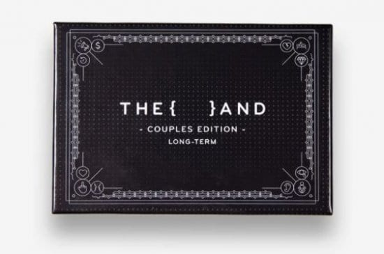 Couples Question Gift Set