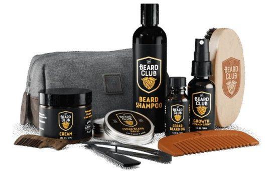 Advanced Beard and Grooming Kit Husband Christmas Gifts