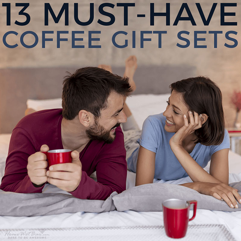 13 Must-Have Coffee Gift Sets