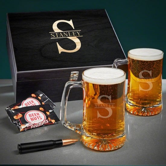 Ultimate Beer Lover Box Set Anniversary Gift for Husband