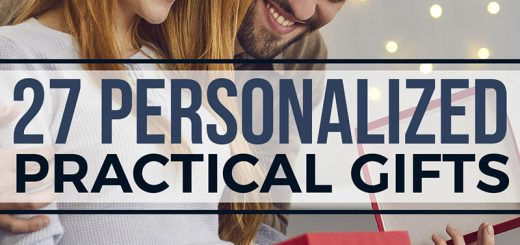 27 Personalized Practical Gifts
