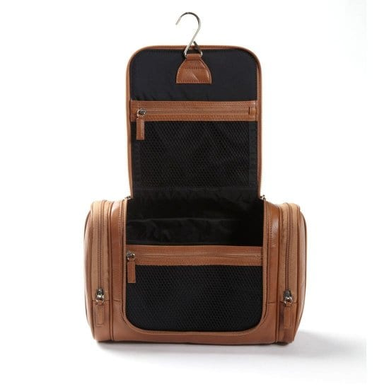 Leather Dopp Bag