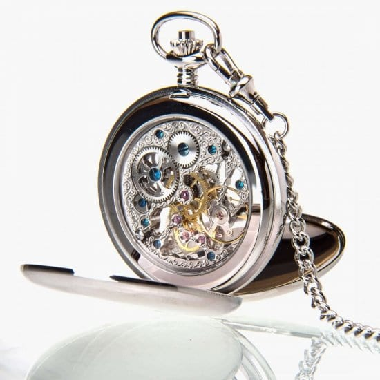 Sophisticated Pocket Watch
