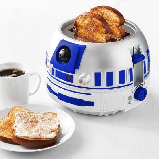 Hilarious R2D2 Toaster
