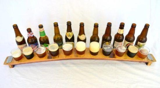 Super Long Flight of Beer