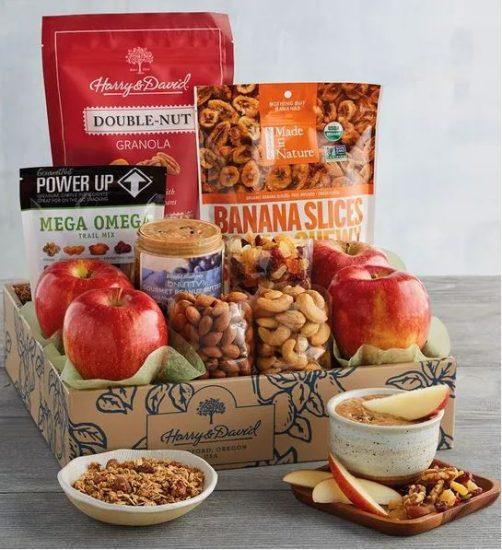 Gourmet Healthy Snack Box