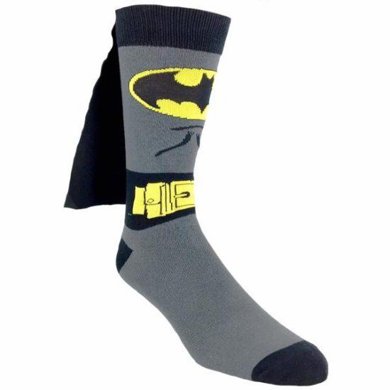 Batman Socks are Gag Gifts for Men