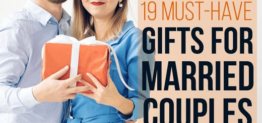 19 Must-Have Gifts for Married Couples