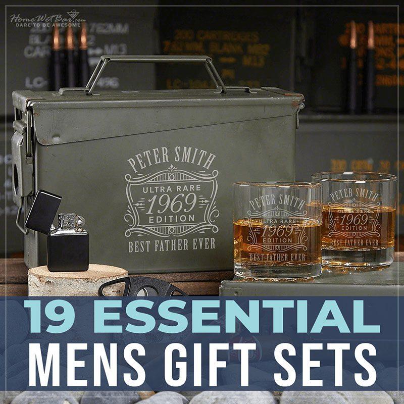 19 Essential Mens Gift Sets